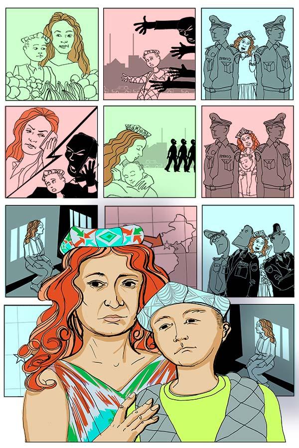 Nurungul Tohti (Uyghur) — Women in Human Rights